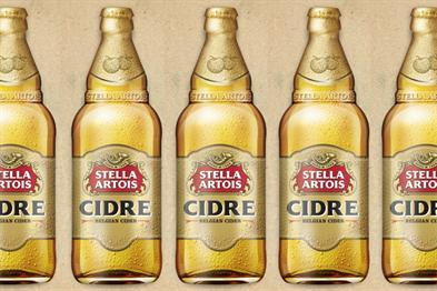 Beer Giant gets into the Cider Game