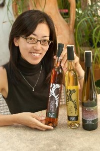 Thai Exotic Fruit Wines Imported into California...Yummy!