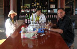 A Visit to Chiang Rai Winery