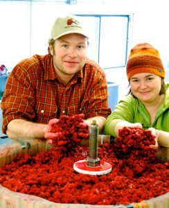 Saskatoon's First Artisan Fruit Winery Now in Production