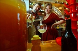 Vermont Mead Makers Getting into the Spirit