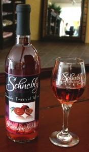 America in a Bottle of Fruit Wine