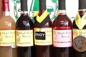 International Fruit Wine Honors for a ND Winery