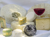 Fruit Wine and Cheese Pairing