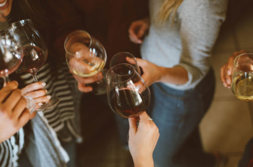 Fruit of your Labor: Homemade Wine